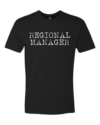 Picture of Regional Manager T-shirt