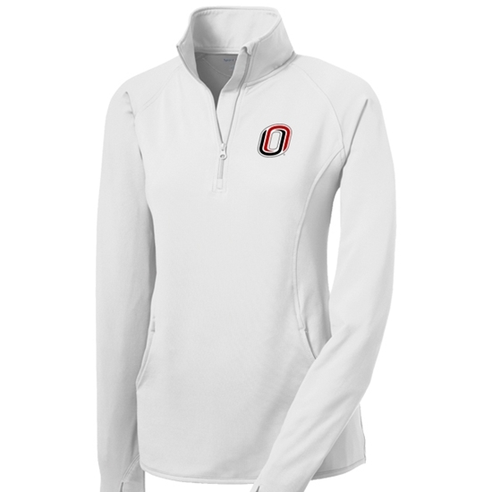 Picture of UNO Ladies Sport Stretch ½ Zip Pullover