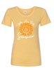 Picture of You Are My Sunshine Ladies Tee