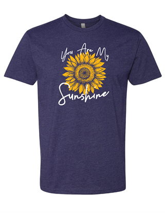 Picture of You Are My Sunshine T-shirt