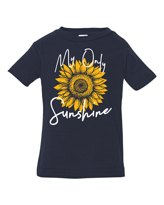 Picture of My Only Sunshine Youth/Toddler T-shirt