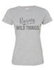 Picture of Raising Wild Things Ladies Tee