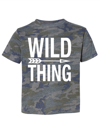 Picture of Wild Thing Youth T-shirt