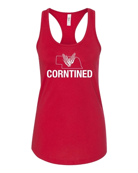 Picture of Corntined Racerback Tank