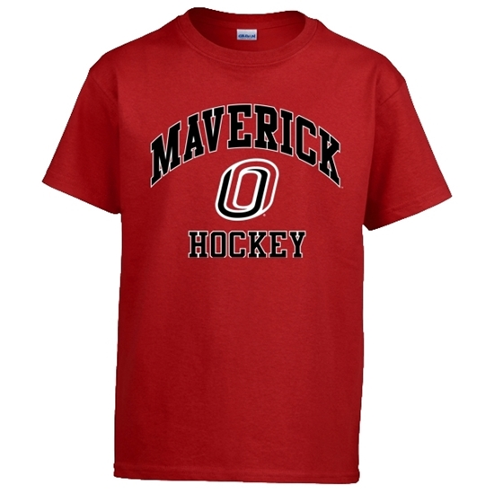 Picture of UNO Youth Short Sleeve Shirt (UNO-HOCKEY-033)