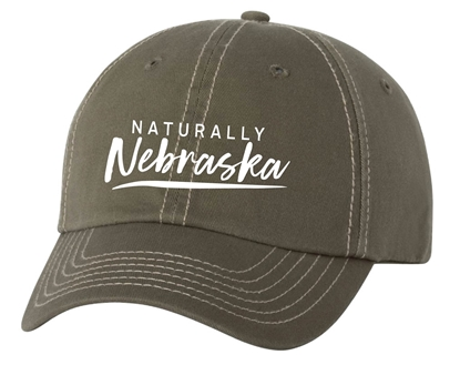 Picture of Naturally Nebraska Classic Dad Cap