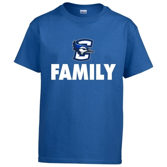 Picture of Creighton Youth Short Sleeve Shirt (CU-190)