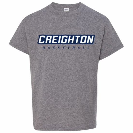 Picture of Creighton Youth Basketball Short Sleeve Shirt (CU-045)