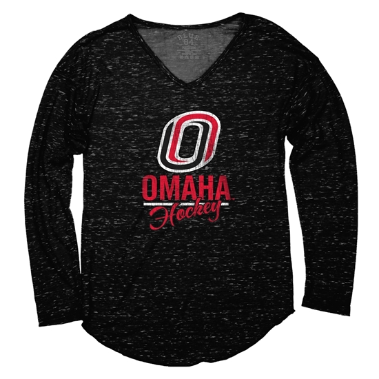 Picture of UNO Blue 84® Ladies Hockey JCNLT Long Sleeve Shirt (HSFJ)