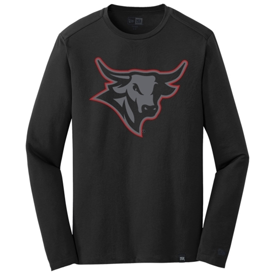 Picture of UNO Glowing Bull Heritage Blend Long Sleeve Shirt