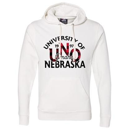 Picture of UNO Tri-Blend Hooded Sweatshirt (UNO-030)