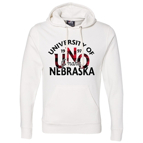 Picture of UNO Tri-Blend Hooded Sweatshirt (UNO-030)