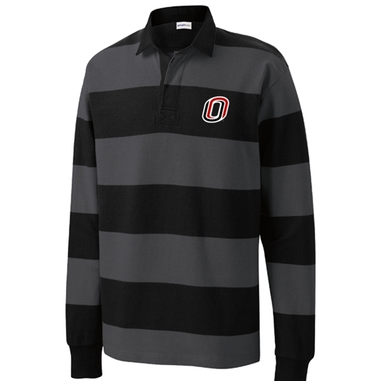 Picture of UNO Long Sleeve Rugby Polo (UNO-EMB-002)
