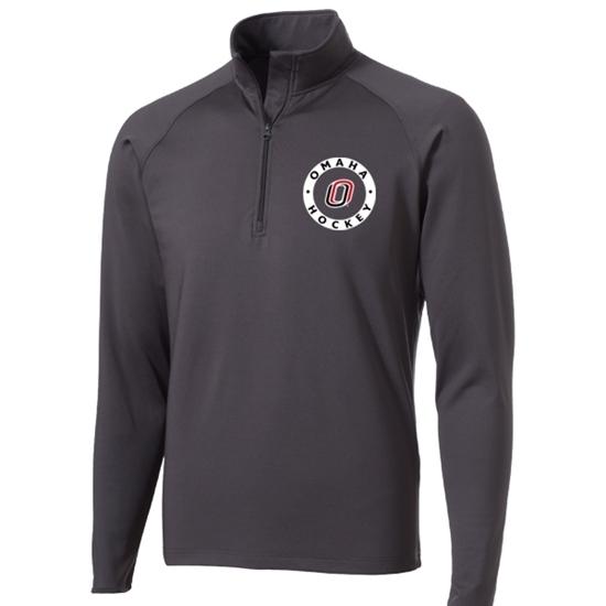 Picture of UNO Sport-Tek® Stretch 1/2-Zip Pullover (UNO-EMB-003)