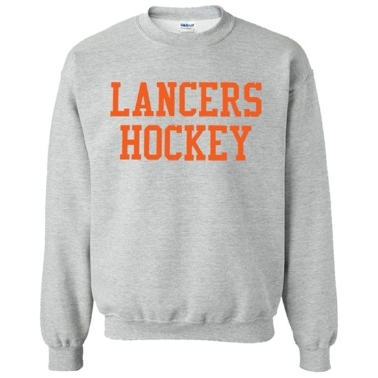 Picture of Lancers Hockey Stacked Sweatshirt