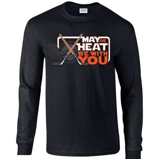 Picture of Lancers Hockey Star Wars Long Sleeve Shirt