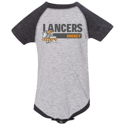 Picture of Lancers Hockey Infant Jersey Bodysuit (LANCERS-198)