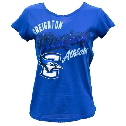 Picture of Creighton Ladies Short Sleeve Shirt