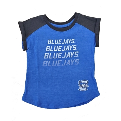 Picture of Creighton Toddler Rolled Short Sleeve Shirt