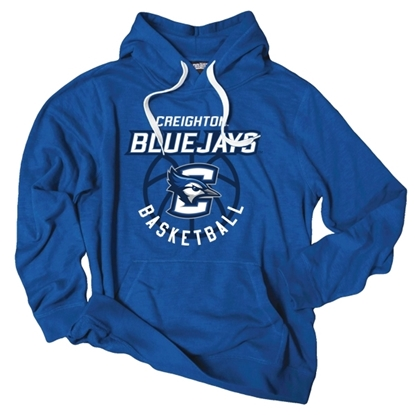 Picture of Creighton Basketball Crossover Hooded Sweatshirt (CU-192)