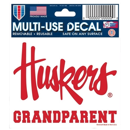 Picture of Nebraska Grandparent Decal