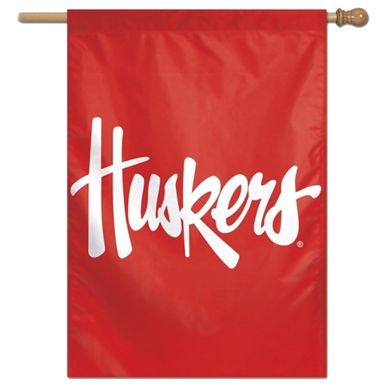 Picture of Nebraska Banner Flag