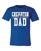 Picture of Creighton Dad Soft Cotton Short Sleeve Shirt  (CU-224)
