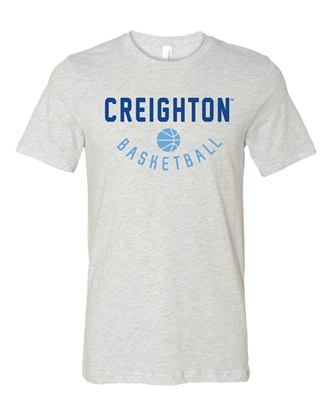 Picture of Creighton Basketball  Soft Cotton Short Sleeve Shirt  (CU-218)