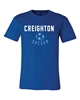 Picture of Creighton Soccer Soft Cotton Short Sleeve Shirt  (CU-231)