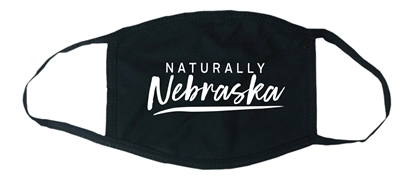 Picture of Naturally Nebraska Face Mask