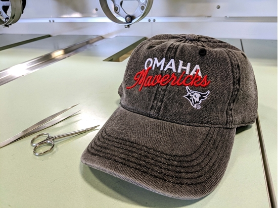 Picture of UNO Snow Washed Adjustable Hat (UNO-043)
