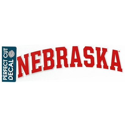 Picture of Nebraska Perfect Cut Decal