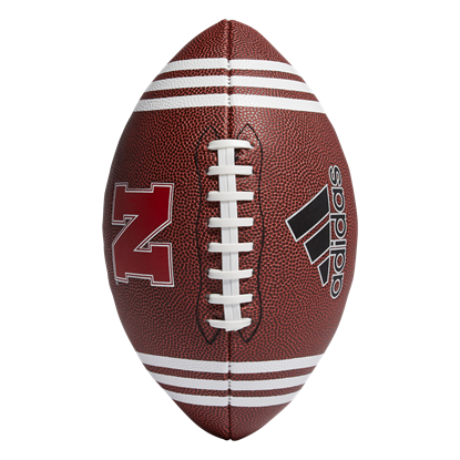 Picture of Nebraska Adidas® 3-Stripe University Football