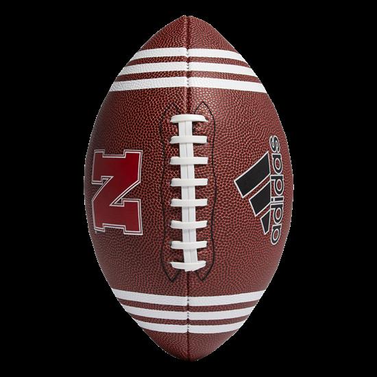 Picture of Nebraska Adidas® 3-Stripe University Football