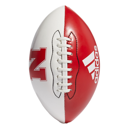 Picture of Nebraska Adidas® Adiblitz University Football