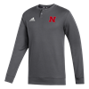 Picture of Nebraska Adidas® Under the Lights Coaches Sweater