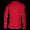 Picture of Nebraska Adidas® Locker Chromed Up Creator Long Sleeve Shirt
