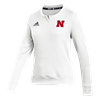 Picture of Nebraska Adidas® Ladies Under the Lights Coaches Sweater