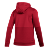 Picture of Nebraska Adidas® Ladies Split Name Team Issue Hooded Pullover