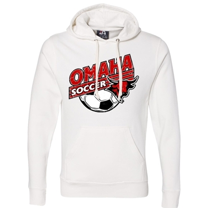 Picture of UNO Soccer Tri Blend Hooded Sweatshirt (UNO-GTX-047)