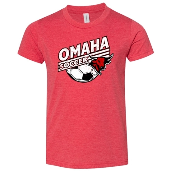 Picture of UNO Youth Soccer Soft Cotton Short Sleeve Shirt (UNO-GTX-047)
