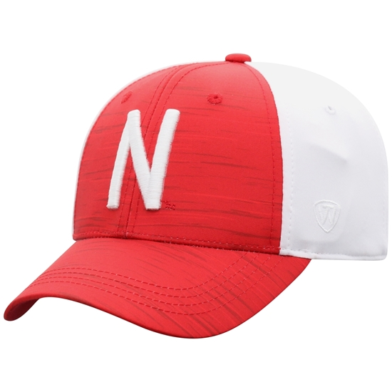 Picture of Nebraska TOW One Fit NOVH8 Hat