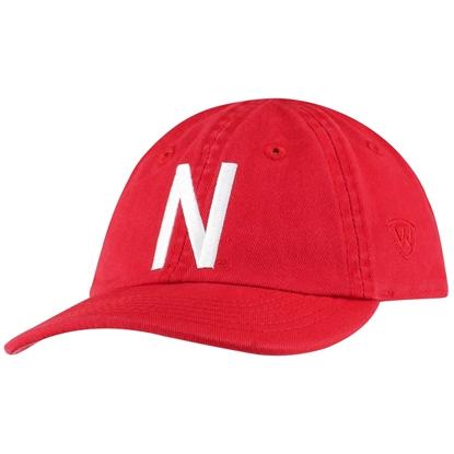 Picture of Nebraska TOW Stretch Fit Mini Me Infant Hat