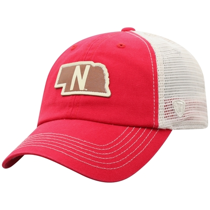 Picture of Nebraska TOW Adjustable Hidist Hat