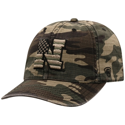 Picture of Nebraska TOW Adjustable Flagdrab Hat