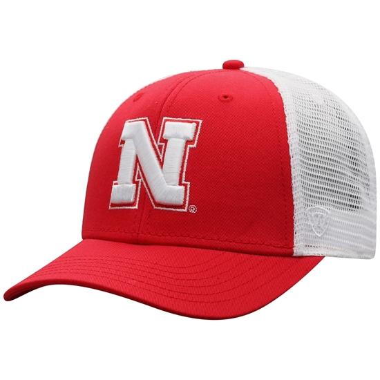 Picture of Nebraska TOW Adjustable BB Hat
