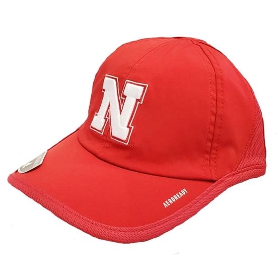 Picture of Nebraska Adidas® Superlite Cap