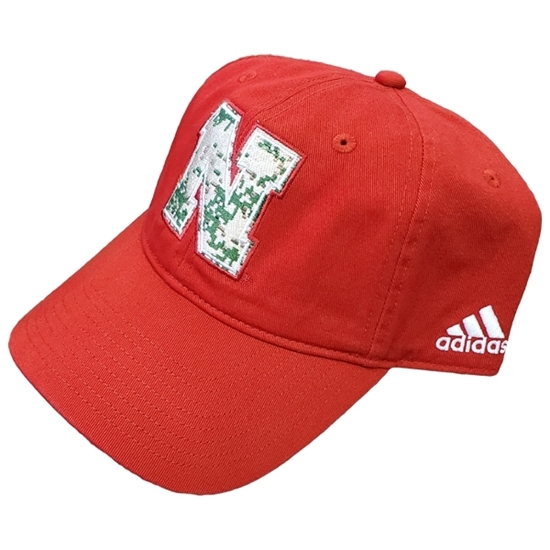 Picture of Nebraska Adidas® Adjustable Hat