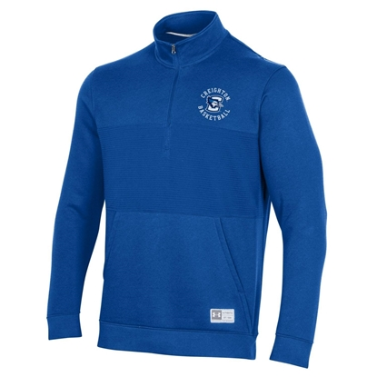 Picture of Creighton Under Armour® Gameday 1/2 Zip Jacket