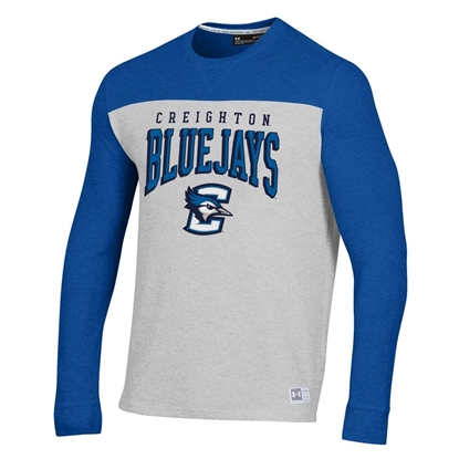Picture of Creighton Under Armour® Long Sleeve Waffle Crew